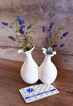 Vase-Flieder
