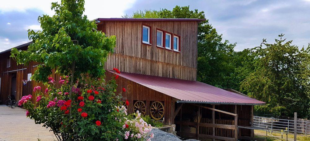 Ferienwohnung Ruf in Küps, alter Bauernhof